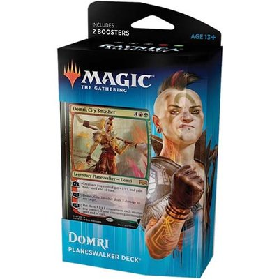 Magic: the Gathering Ravnica Allegiance Planewalker Deck Domri