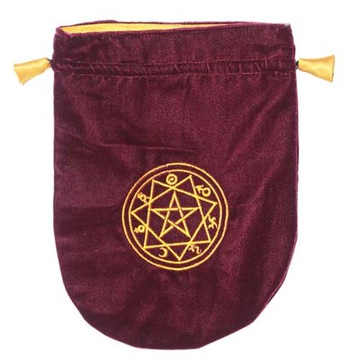 Tarot Bag, Sigillum Circle