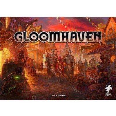 Gloomhaven - 2nd Print