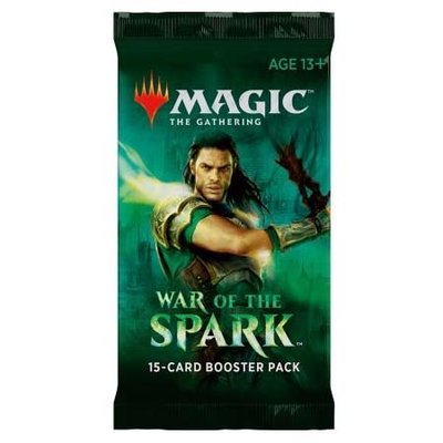 Magic: the Gathering War of the Spark Booster