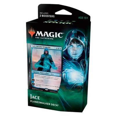 Magic: the Gathering War of the Spark Planewalker Deck Domri