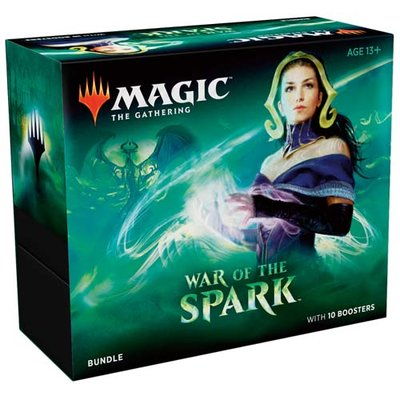 Magic: the Gathering War of the Spark Bundle