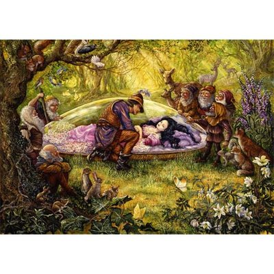 Puzzel Josephine Wall, Snow White