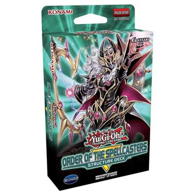 Yu-Gi-Oh! Order of the Spellcasters