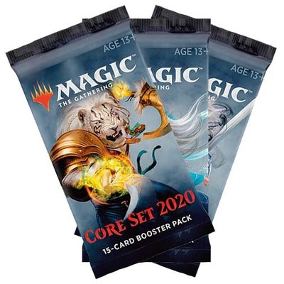 Magic: the Gathering Core set 2020 Booster