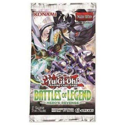Yu-Gi-Oh! Battles of Legend Hero's Revenge