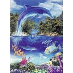 Legends Cards Springende Dolfijn