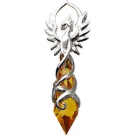 Crystal Keepers van Anne Stokes, Phoenix Flame